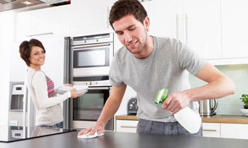 Nghệ thuật nhờ chồng làm việc nhà