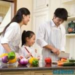 4 cách tuyệt vời giúp chồng siêng làm việc nhà