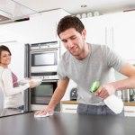 Bí quyết thuyết phục chồng cùng làm việc nhà