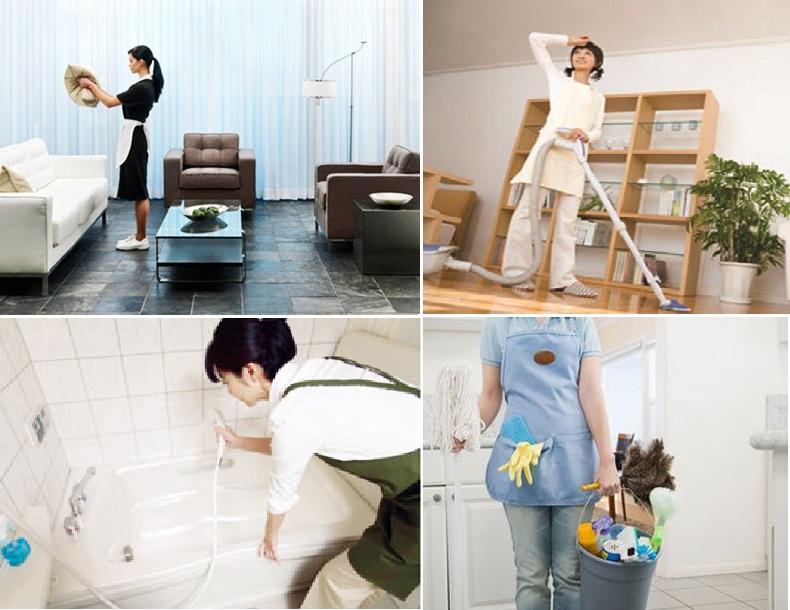Giúp việc nhà tại Hà Nội lương cao ngất ngưởng