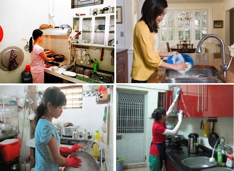Người giúp việc đạt chuẩn chất lượng khi qua các vòng tuyển chọn của Trung tâm giúp việc Hồng Doan