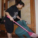 Giúp việc nhà theo giờ là việc làm phổ biến dành cho sinh viên